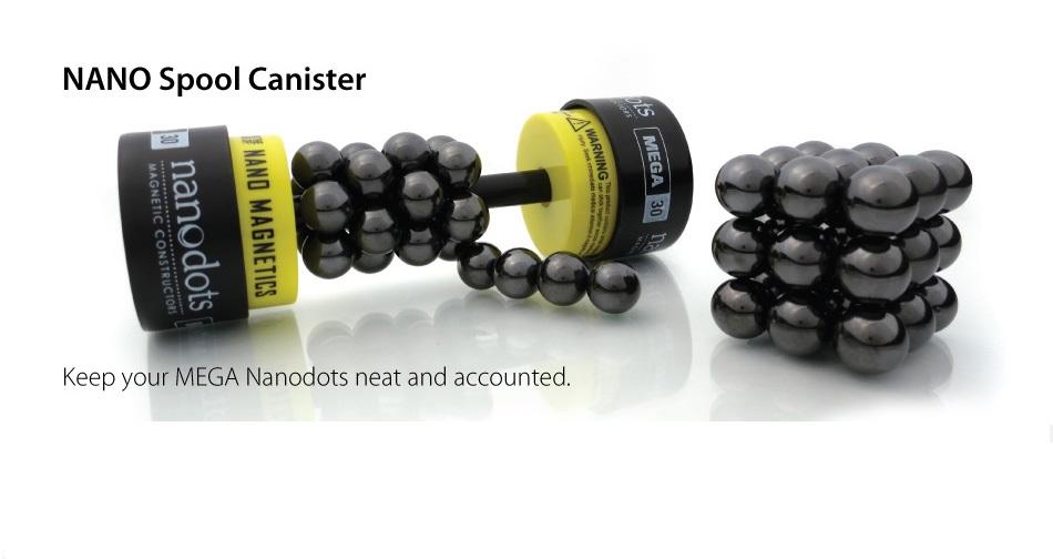 MEGA-spool-canister